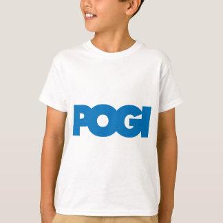 Pogi - Blue T-Shirt