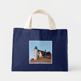 Point Betsie Lighthouse - Small Tote Bag Mini Tote Bag