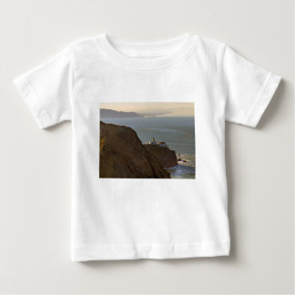 Point Bonita Lighthouse in San Francisco CA Baby T-Shirt