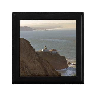 Point Bonita Lighthouse in San Francisco CA Gift Box