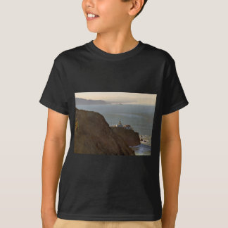 Point Bonita Lighthouse in San Francisco CA T-Shirt
