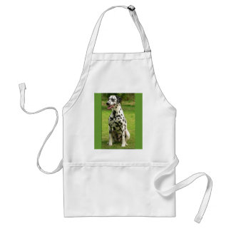 Point dog standard apron