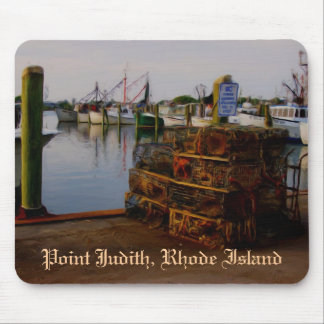 Point Judith, Rhode Island Mouse Pad