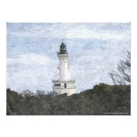 Point Lonsdale Lighthouse Art Photo