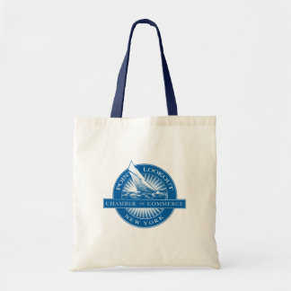 Point Lookout, NY 11569 Canvas Beach Bag