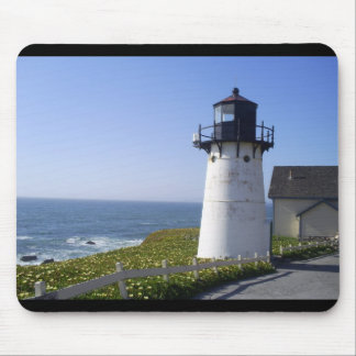 Point Montara Lighthouse Mouse Pad