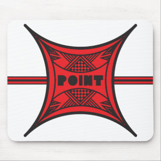 Point Mouse Pad
