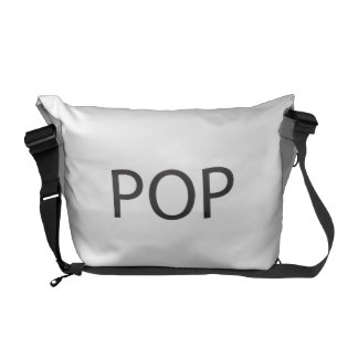 Point Of Purchase Presence.ai Messenger Bag