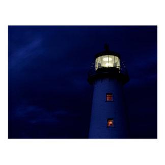 Point Prim Lighthouse, Prince Edward Island Postcard