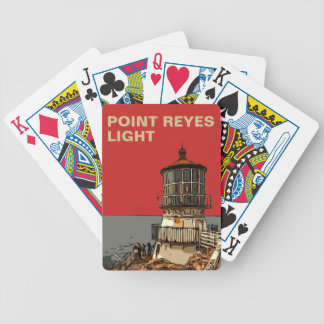 POINT REYES BICYCLE PLAYING CARDS