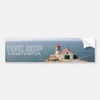 Point Reyes Bumper Sticker