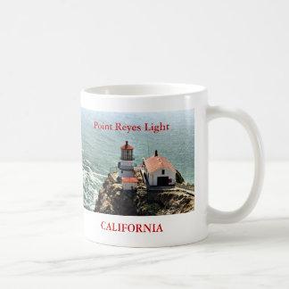 Point Reyes Light, California Mug
