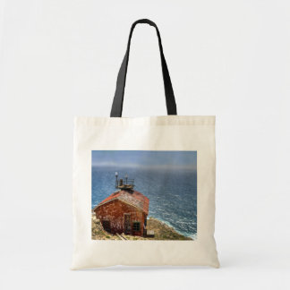 Point Reyes Lighthouse Tote Bags