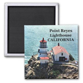 Point Reyes Lighthouse, California Magnet