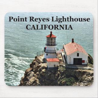 Point Reyes Lighthouse, California Mousepad