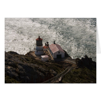 Point Reyes Lighthouse Card