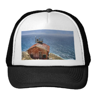 Point Reyes Lighthouse Mesh Hat