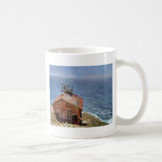 Point Reyes Lighthouse Coffee Mugs