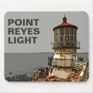 POINT REYES MOUSE PAD