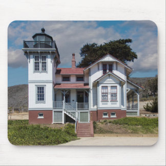 Point San Luis Lighthouse mouse pad