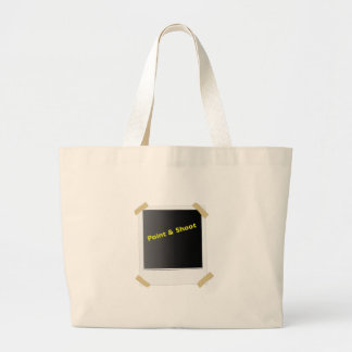 Point & Shoot Canvas Bags