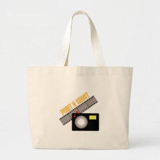 Point & Shoot Canvas Bag
