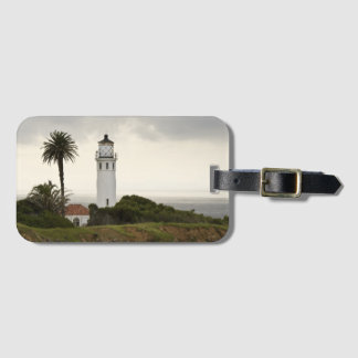 Point Vicente Lighthouse luggage tag
