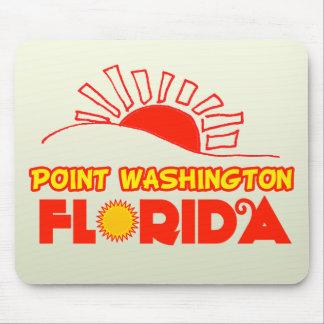 Point Washington, Florida Mouse Pad