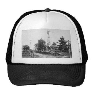 POINTE AUX BARQUES MICHIGAN Louis Pesha Trucker Hat