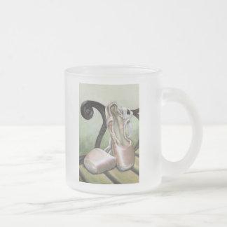 Pointe Shoes Coffee Mugs