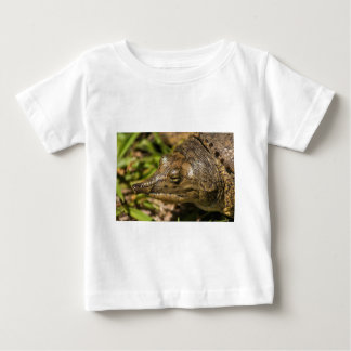 Pointed Nose Florida Softshell Turtle Baby T-Shirt