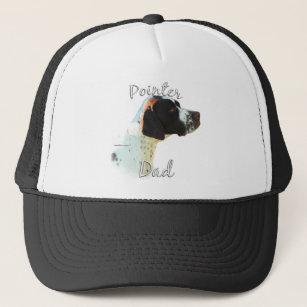 Pointer (liver) Dad 2 Trucker Hat 52a12076198