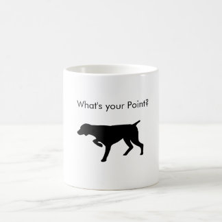 Pointer Love Coffee Mug