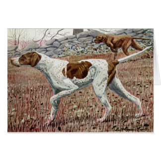 Pointers in the Field, Card
