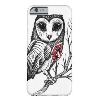 Pointillism Style Barn Owl - Iphone 6/6s Case