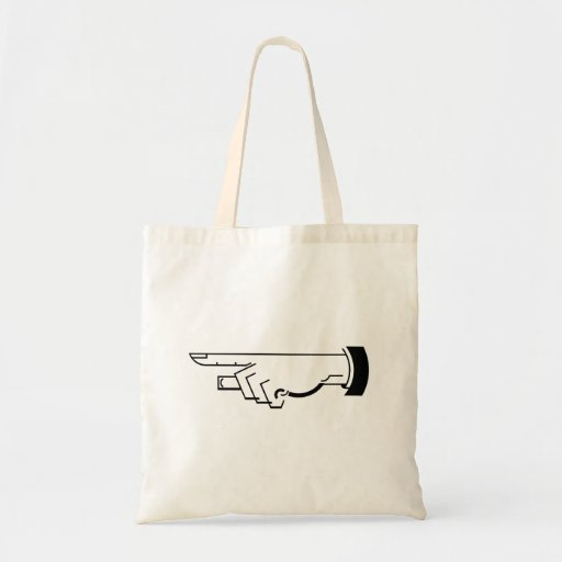 Pointing Finger Bags