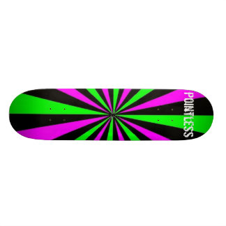 pointless skate board