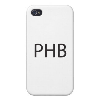 Pointy Haired Boss ai iPhone 4 Cover