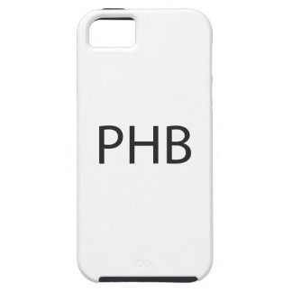 Pointy Haired Boss ai iPhone 5/5S Case