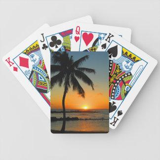 Poipu Beach - Kauai Hawaii Poker Deck
