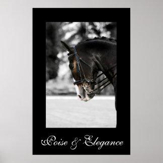 Poise & Elegance Poster