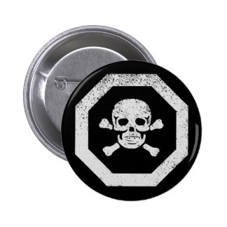 Poison 6 Cm Round Badge