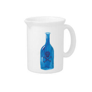 Poison Bottle Pitcher