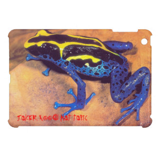 Poison Dart Frog iPad Mini Covers