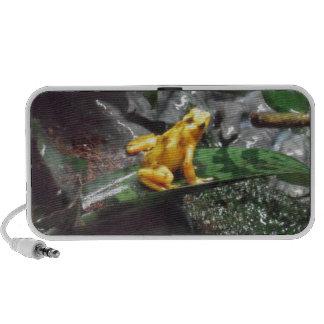 Poison Dart Frog Photo Travelling Speaker