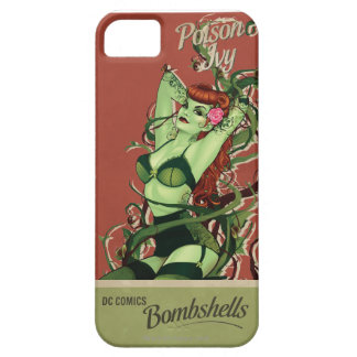 Poison Ivy Bombshell Barely There iPhone 5 Case