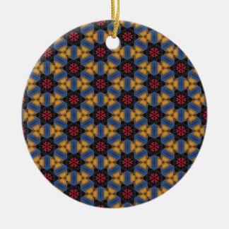 Poison Lotus 1 Ceramic Ornament
