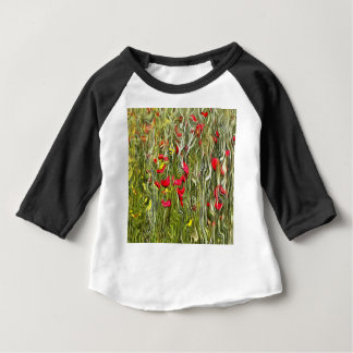 Poisoned Poppies Baby T-Shirt