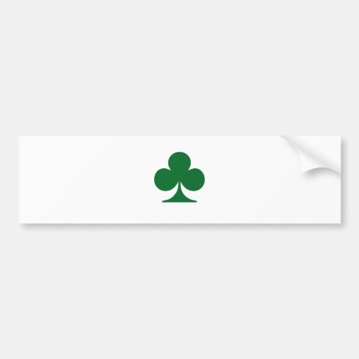 Poker Addict Bumper Sticker