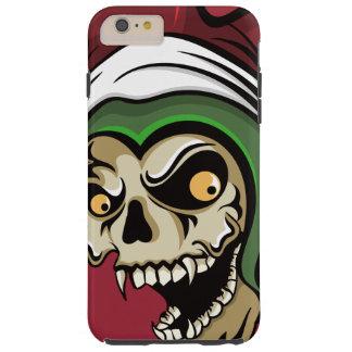 Poker Box Joker Zombie Skull Tough iPhone 6 Plus Case